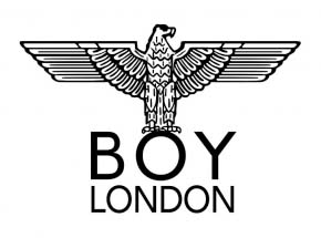 boy London logo plastics production case study - intrepid sourcing