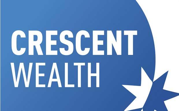 crescent wealth management logo