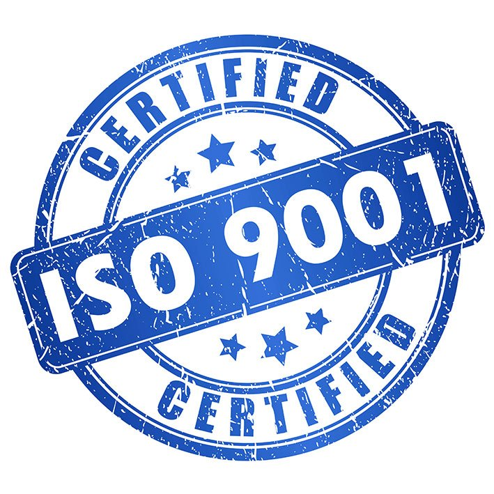 ISO9001 is put as one of the product certifications in China although it's misleading.