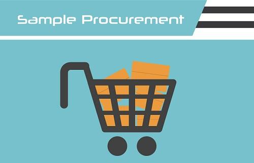 sample procurement service - Intrepid Sourcing