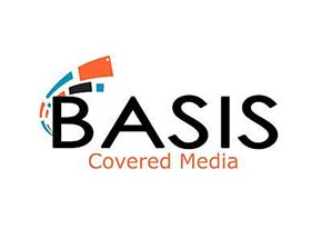 Basis Covered Media Manufacturing Starter Package Case Study Logo - Intrepid Sourcing