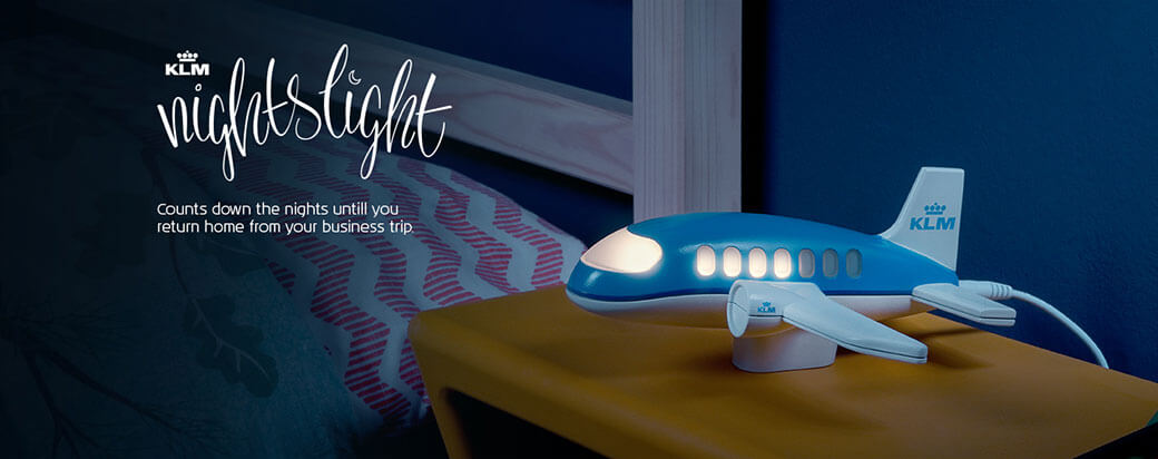 KLM Electronics Production Case Study night lamp | Intrepid Sourcing
