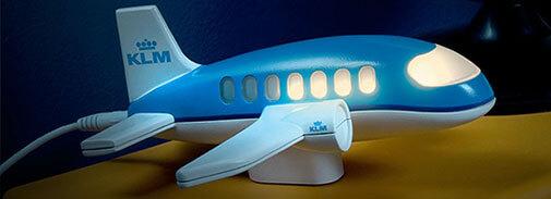 KLM Electronics Production Case Study night lamp big | Intrepid Sourcing