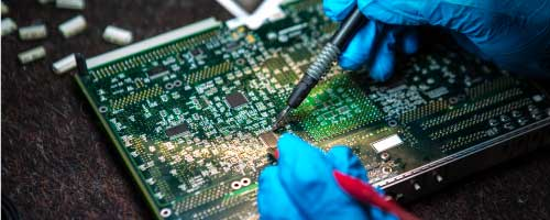 Manufacture custom electronics & PCB with one of the leading electronics manufacturers
