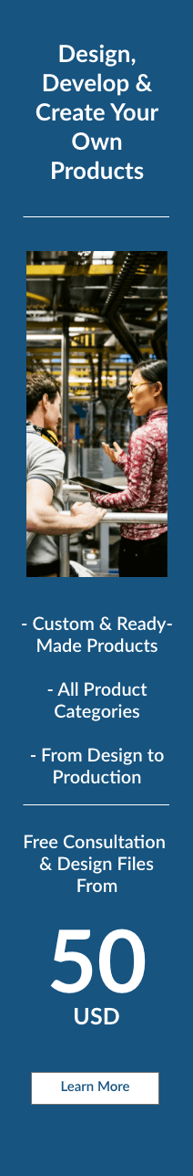 Custom manufacturing and product development solutions for small quanitites