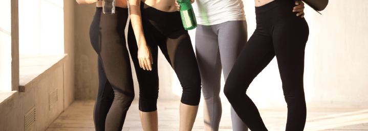 How to make custom leggings: Provide various sizes
