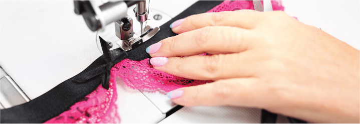 Find custom women's underwear who is capable of intricacies.