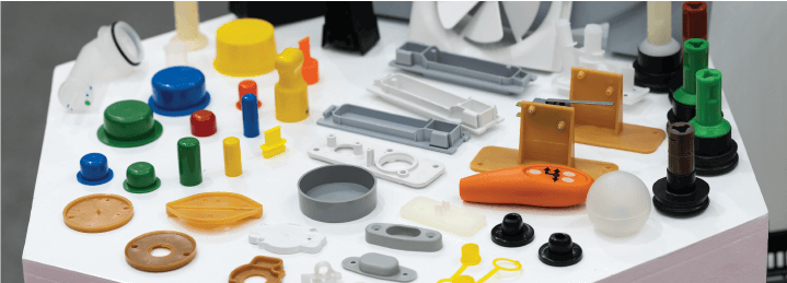 fabricated plastic products samples